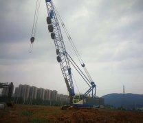 湖南恒旺科技建设项目强夯工程